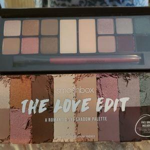 Smashbox Makeup - Smashbox The Love Edit Makeup Palette